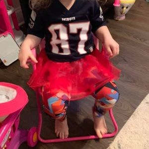 Toddler Gronk New England Patriots Jersey